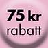 Rabatt Livia 75 kr
