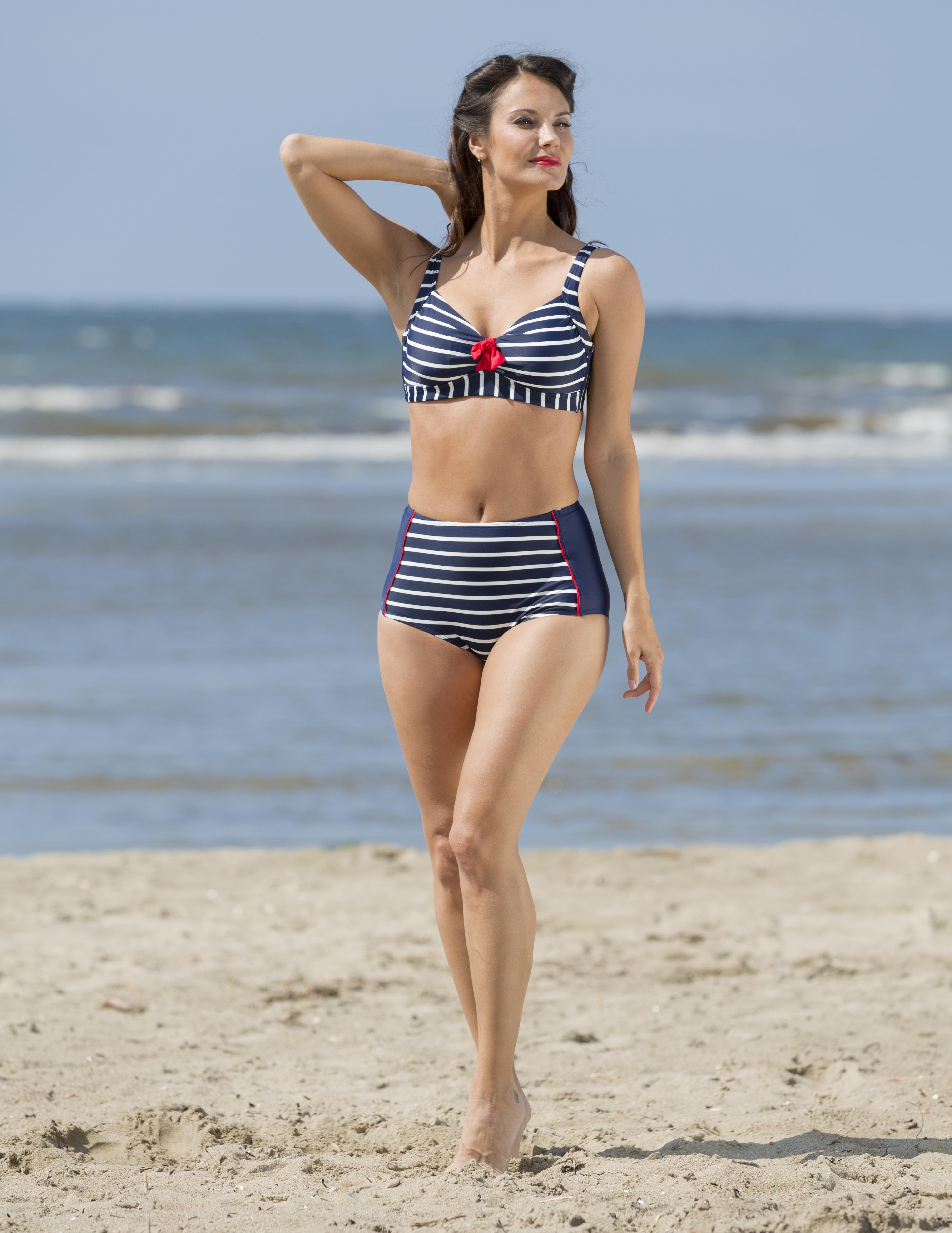 Bikini-Bh Protesvänlig Marin