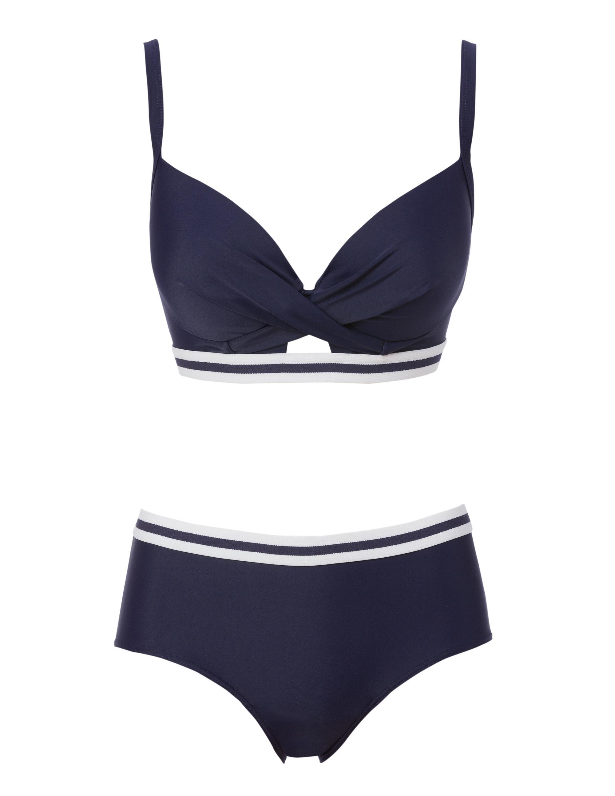 Bikini Bygel-Bh & Bikinitrosa Marin